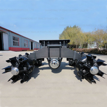 28T/32T Six Spoke Bogie suspension