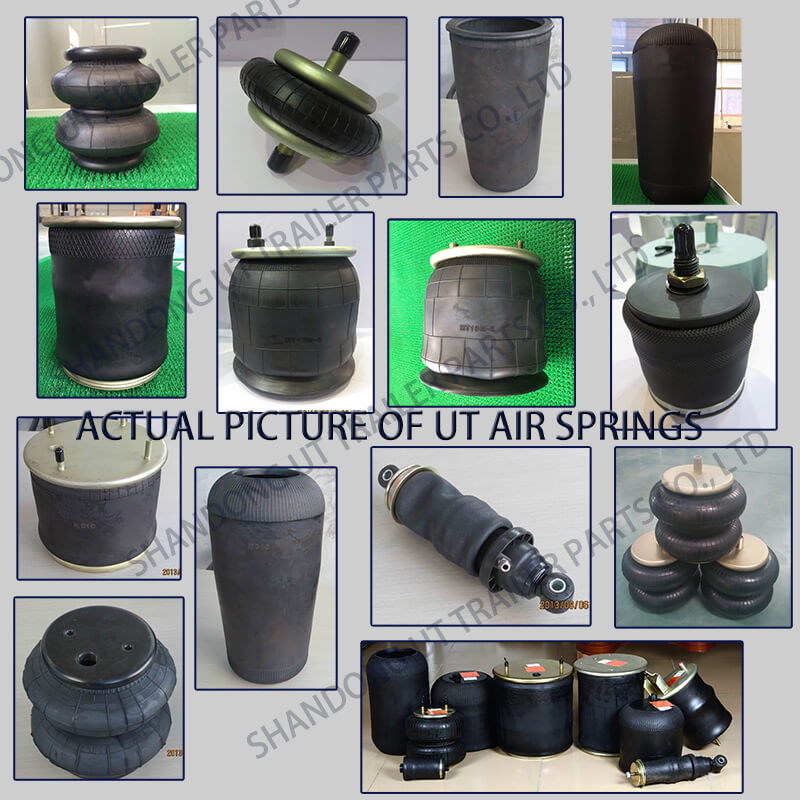 BELLOW TYPE AIR SPRING